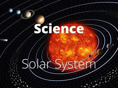 Science -Solar System