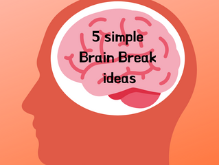 Increase productivity in the classroom with Brain Breaks