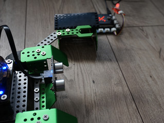 Robobloq + Micro:bit - Motion Sensor