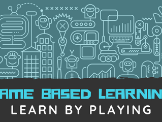 Game based learning - You're never too old to play