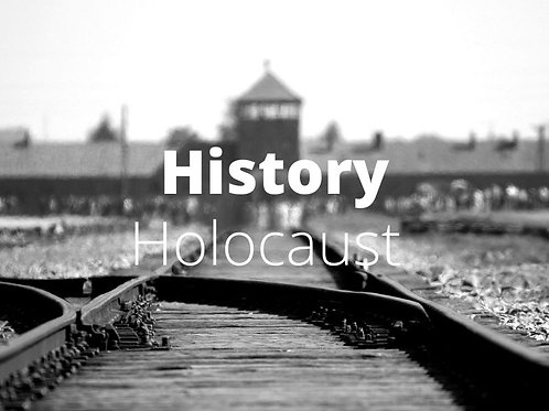 History - WWII: The Holocaust