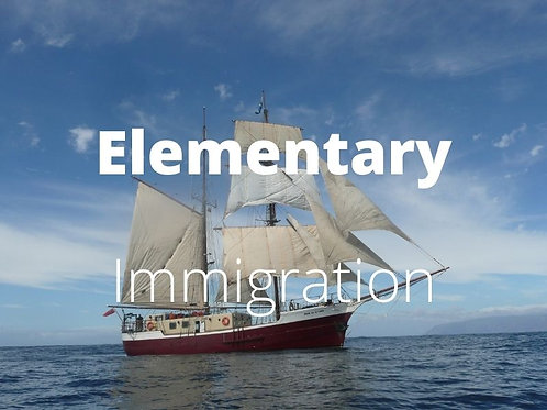 Elementary - Immigration