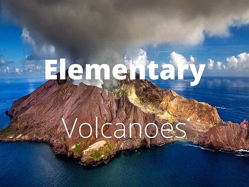 Elementary - Volcanoes