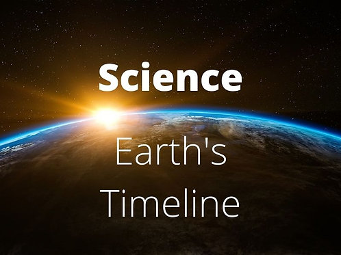 !Science - Earth's Timeline