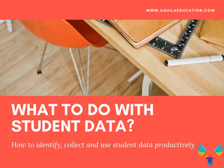 What to do with Student Data
