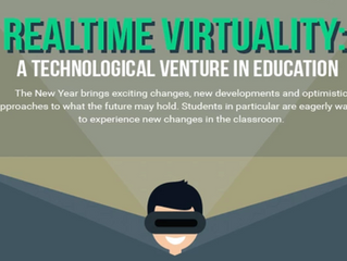 The Benefits of Virtual Reality in the Education System