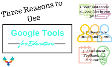 Three Reasons Why You Should Use Google For Education