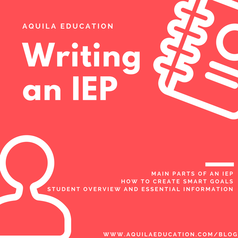 The Three Essential Parts Of Iep Goal >> Guide To Writing An Iep Aquila Education Google Expedition Kits