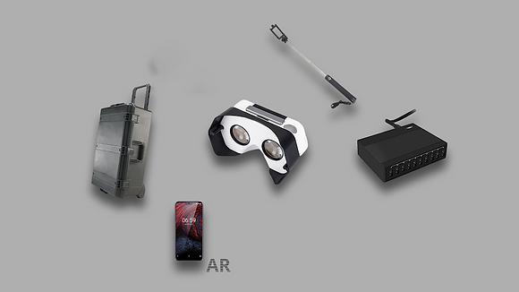 Augmented & Virtual Reality Classroom Kit