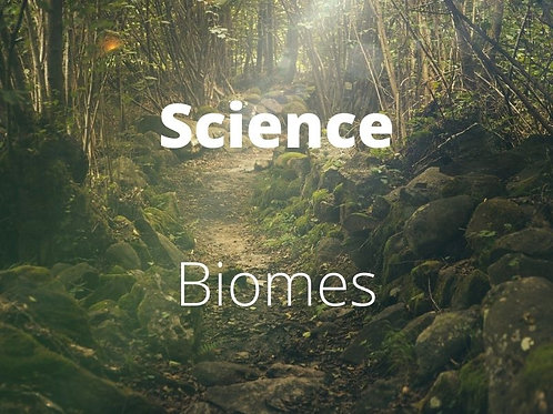 Science - Biomes