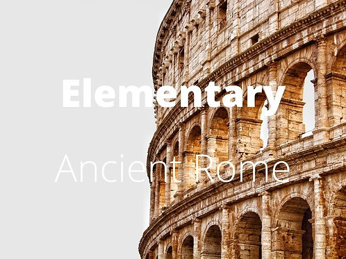 Elementary - Ancient Rome