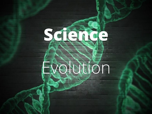 Science - Darwin & Evolution