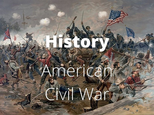 History - American Civil War