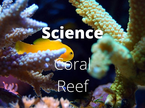 Science - Coral Reefs