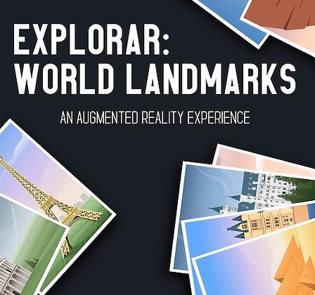 Explorar: World Landmarks