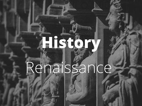 History - Renaissance