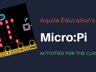Micro:Pi - Activities for the Classroom