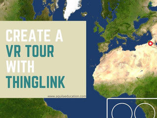 Creating VR Tours With ThingLink