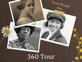 Famous Black Americans - 360 Tour
