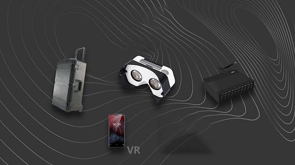 Virtual Reality Classroom Kit
