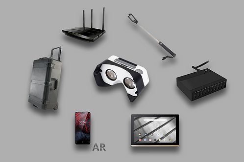 Augmented & Virtual Reality Classroom Kit
