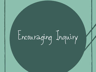 Encouraging Inquiry