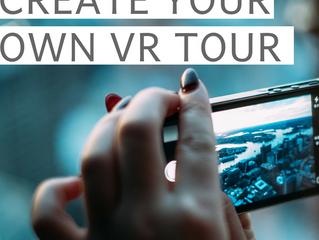 Create Your Own VR Tour