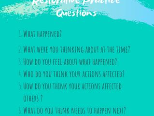 What is Restorative Practice?