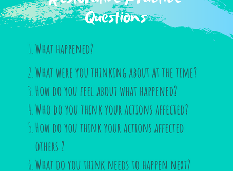 What is Restorative Practice?