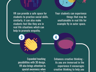 Virtual Reality - Explore and Engage