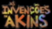AS INVENÇÕES DE AKINS logo