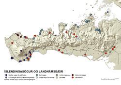 Islendingasogur_landnam