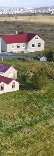 Krókur og félagsheimilið Garður