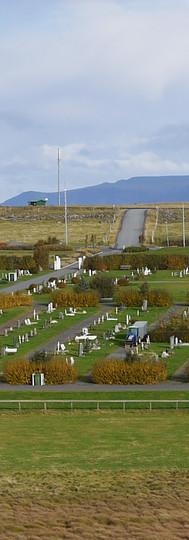 Minningaleið: Saga Garðakirkju, friðsæld og minningar