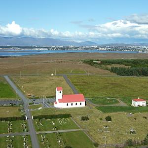 Garðakirkja og Garðar