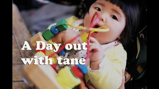 A Day Out With Tane