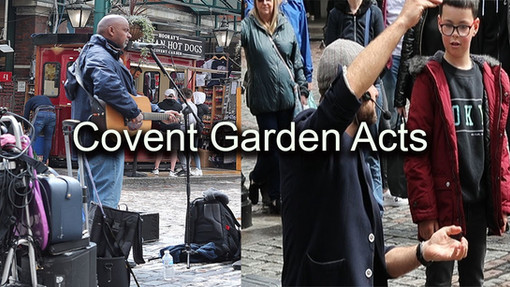 Covent Gardent Acts