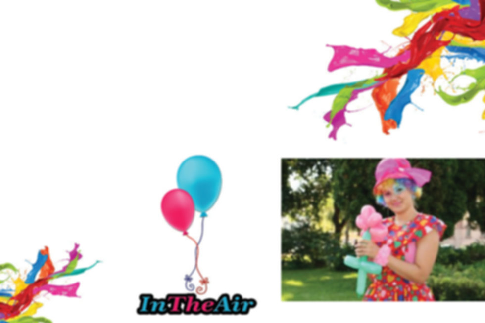 Diana Iuliana G.- Balloon artist & Face Painter
