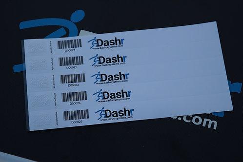 Barcode bands