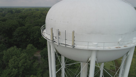 Water Tower Inspection