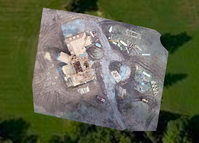 2D map mid-construction