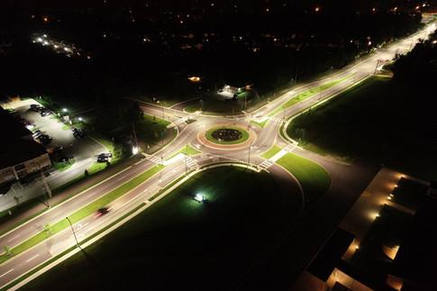 Gahanna Traffic Circle