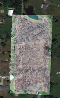 7 acre 2D map