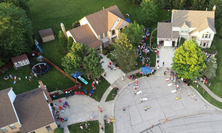 4th of July street party
