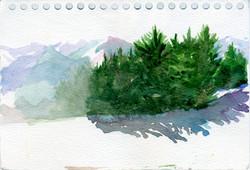 Bright Alpine