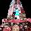 Thumbnail: Pink Sugar Skull Handbag