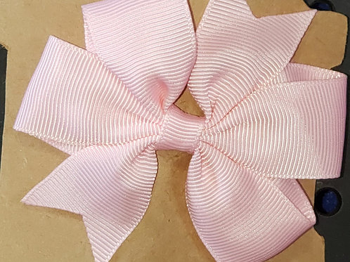 Baby Pink Bow with Clip