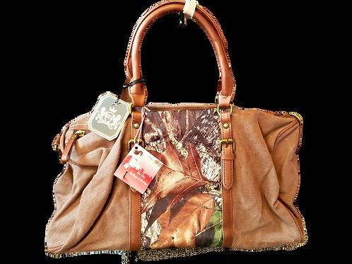 Mossy Oak Brown Duffle bag