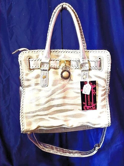Large Fashion Lock Handbag
