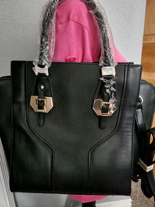 Black Fashion Handbag
